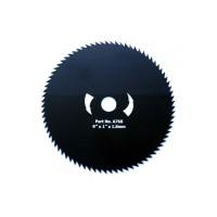 Disc motocoasa pentru tuns iarba, Prorun, otel, 80 dinti, 230 x 1.8 mm