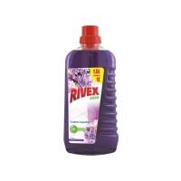 Detergent universal pentru gresie si faianta Rivex Casa multisuprafete floral, 1.5L