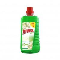 Detergent universal pentru gresie si faianta Rivex Casa Spring Fresh multisuprafete floral, 1.5L