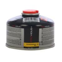 Butelie gaz camping Providus CGV100, valva 7/16, 100 g