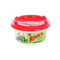 Detergent pasta pentru vase Rivex, aroma lamaie si musetel, 225 g