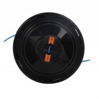 Cap cu fir pentru motocoase, Makita, D 2.4 mm + set adaptoare