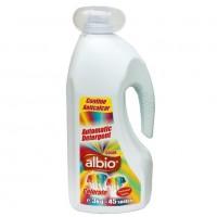 Detergent de rufe, lichid, Albio Color, 3L