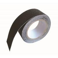 Banda antiderapare dura ST-12, negru, latime 50 mm, 5 m
