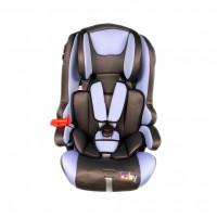 Scaun auto pentru copii Kota Baby, albastru / negru, 9-36 kg