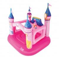 Castel gonflabil pentru copii, Bestway 91050, vinil, 157 x 147 x 163 cm