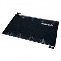 Sistem incalzire apa piscina Bestway 58423, solar, 1.1 x 1.7 m