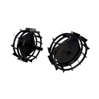 Roti metalice pentru motocultor O-Mac LC90/1 (1 bucata = 1 set 2 roti)