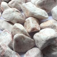 Marmura decorativa naturala anticata rotunjita, interior / exterior, colorata, 25 - 40 mm, 20 kg