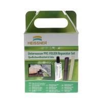 Kit reparatie subacvatica pentru folie PVC, pentru iazuri, Heissner