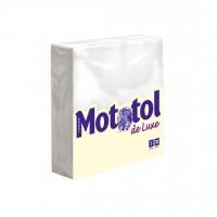 Servetele de masa Mototol, albe, 3 straturi, 33 x 33 cm, 30 buc /pachet