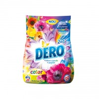 Detergent rufe, automat, Dero 2 in 1 color, 2 kg