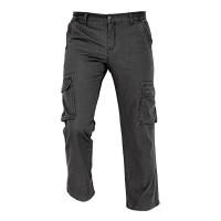 Pantaloni pentru protectie Rahan termoizolanti, bumbac, negru, marimea XXL