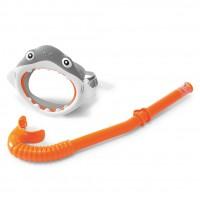 Tub respiratie subacvatica copii Intex 55944, masca inclusa