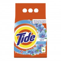 Detergent rufe automat, Tide Lenor Touch, 2 kg