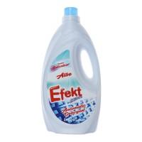 Detergent pentru rufe albe, lichid, Efekt, 1.85L