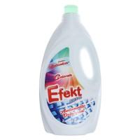 Detergent pentru rufe colorate, lichid, Efekt, 1.85L