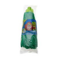 Rezerva mop bumbac, verde, 250 g