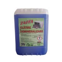 Detergent clatire si demineralizare Zaffa, pentru masini automate de spalat vase, 10 L