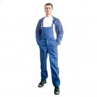 Costum de protectie DCT Simo, doc 240 g/mp, bleumarin, 56