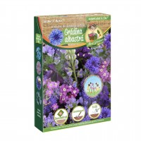 Amestec seminte flori Micul Gradinar, gradina albastra, 250 g