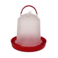 Adapatoare apa pentru pasari, Dolplast, plastic, cu maner, 7 l