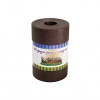 Separator gazon, plastic, maro, 15 cm x 9 m
