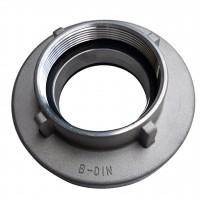 Racord fix tip B, Bod, aluminiu