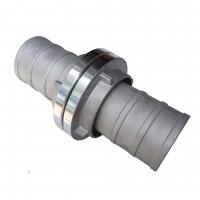 Racord refulare tip A, Bod, aluminiu