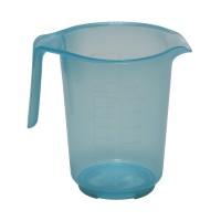 Cana gradata pentru masurare, 1 litru, polipropilena