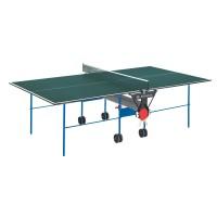 Masa pentru tenis 838542, pentru interior, 274 x 152.5 x 76 cm + fileu