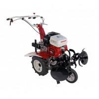 Motocultor pe benzina Prorun PT-750A, 7 CP, 6 viteze + plug, roti si rarita