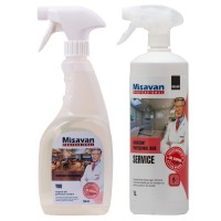 Odorizant baie profesional Dr. Stephan Service spray 1L + odorizant camera profesional Dr. Stephan You spray 750 ml