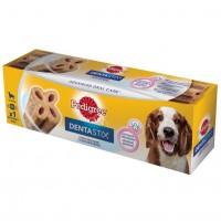 Hrana uscata pentru caini Pedigree Dentastix Twice Weekly, aroma pui, medium, 80 g