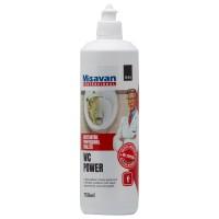 Solutie profesionala anticalcar pentru obiecte sanitare, Dr. Stephan WC Power, 750 ml