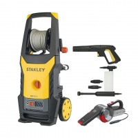 Curatitor cu presiune Stanley SXPW22, 2200 W + aspirator auto S+BD