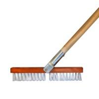Matura cu coada PI1114 Perind, pentru tuse tenis, lemn + relon, 26 x 5 x 4 cm