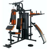 Aparat fitness multifunctional DHS3003, cu 4 posturi