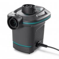 Pompa aer pentru produse gonflabile Intex 66640, 220 - 240 V + 3 adaptoare