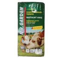 Ingrasamant organic, mranita Mr. Garden, 50 L