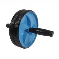 Roata dubla pentru exercitii Qizo, PVC