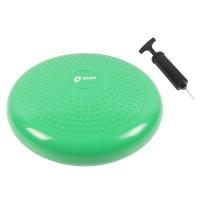 Disc echilibru pentru fitness Qizo, PVC, D 33 cm