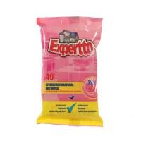 Servetele umede pentru bucatarie Expertto Home, 40 buc / pachet