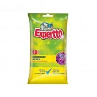Servetele umede pentru geamuri Expertto Home, 40 buc / pachet