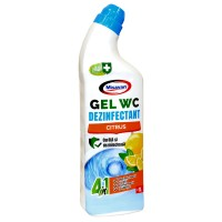 Dezinfectant gel WC Misavan Citrus 1L