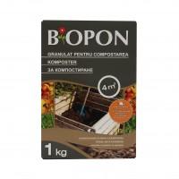 Accelerator de compost Biopon, 1 kg