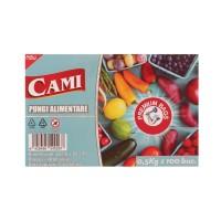 Pungi alimentare Cami, 0.5 kg, 100 buc /set