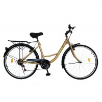 Bicicleta Velors City V2636A, 26 inch