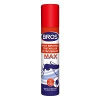Spray aerosol impotriva tantarilor si capuselor Max Bros, 90 ml