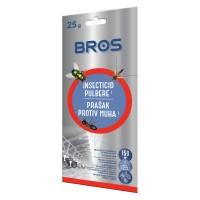 Pulbere impotriva insectelor pentru interior Bros, 25 g
